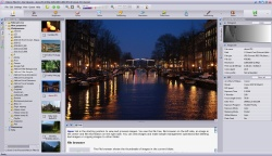 Professional post processing of digital images. Now intuitive and easy to learn.